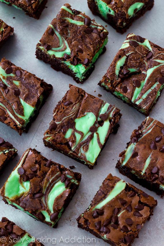 Mint-Chocolate-Chip-Cheesecake-Brownies-2