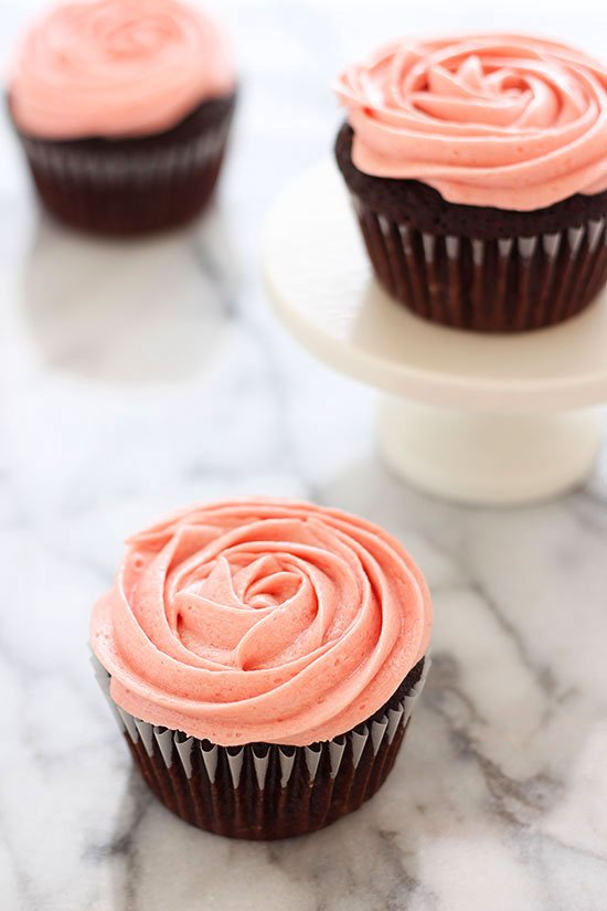 Decadent Cupcake Recipes The Idea Room
