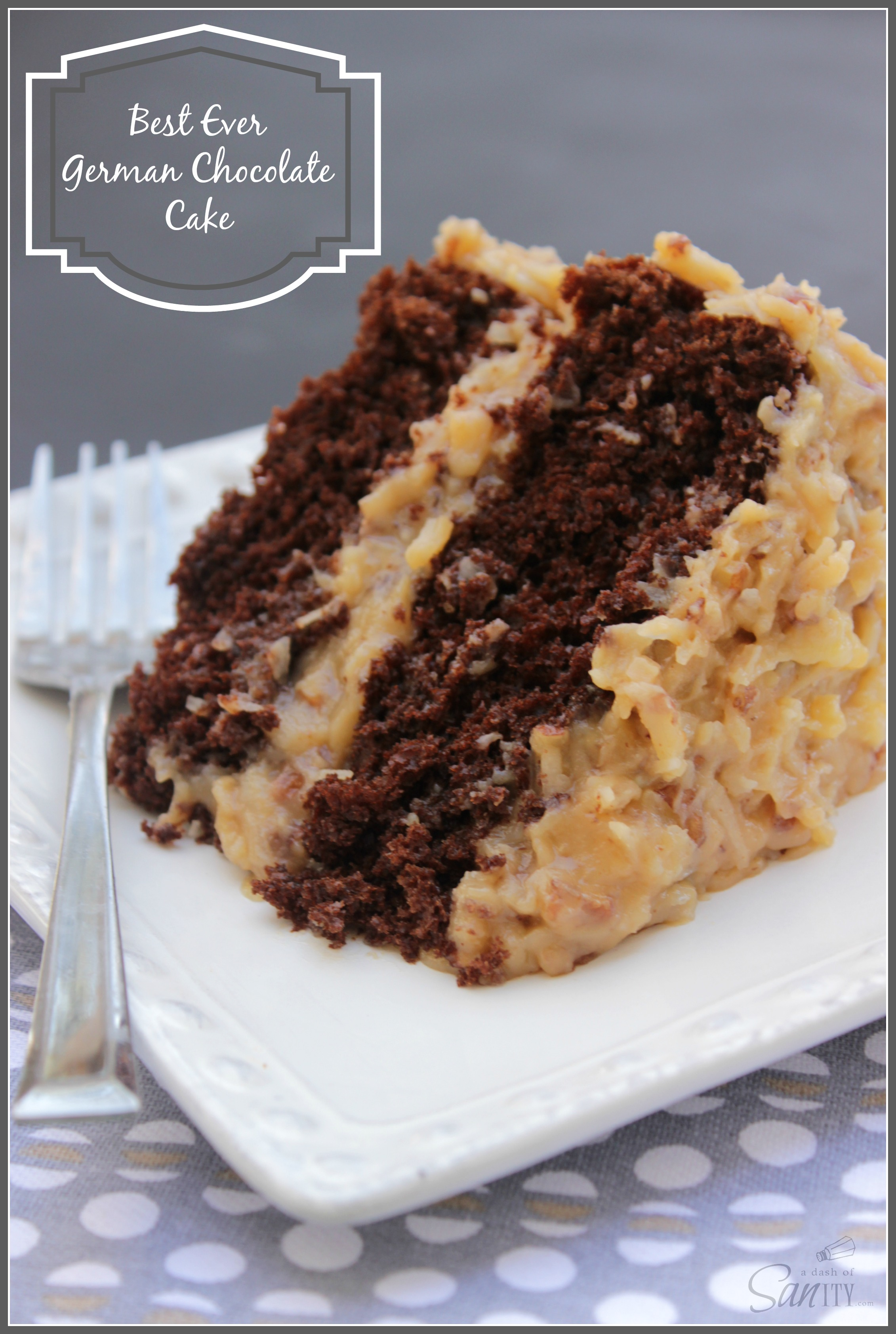 German Chocolate Cake Icing Without Nuts