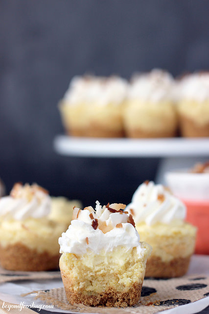 coconut cream pie cookie cupcakes