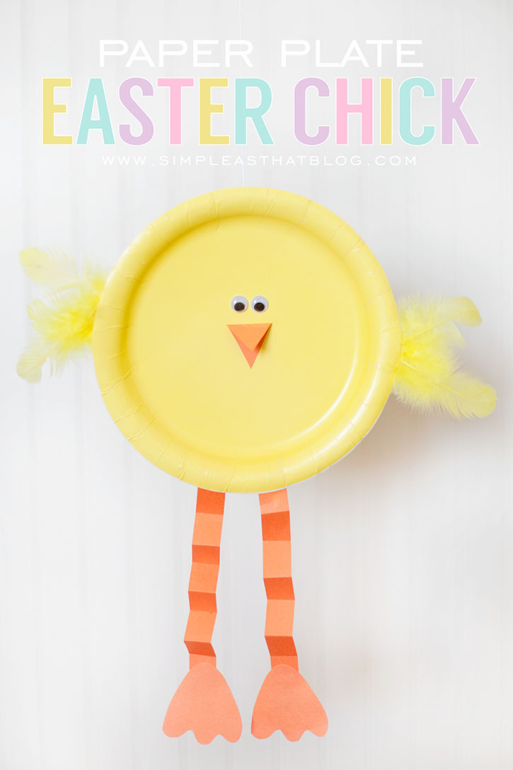 Diy easy easter craft projects the idea room for Easy art and craft