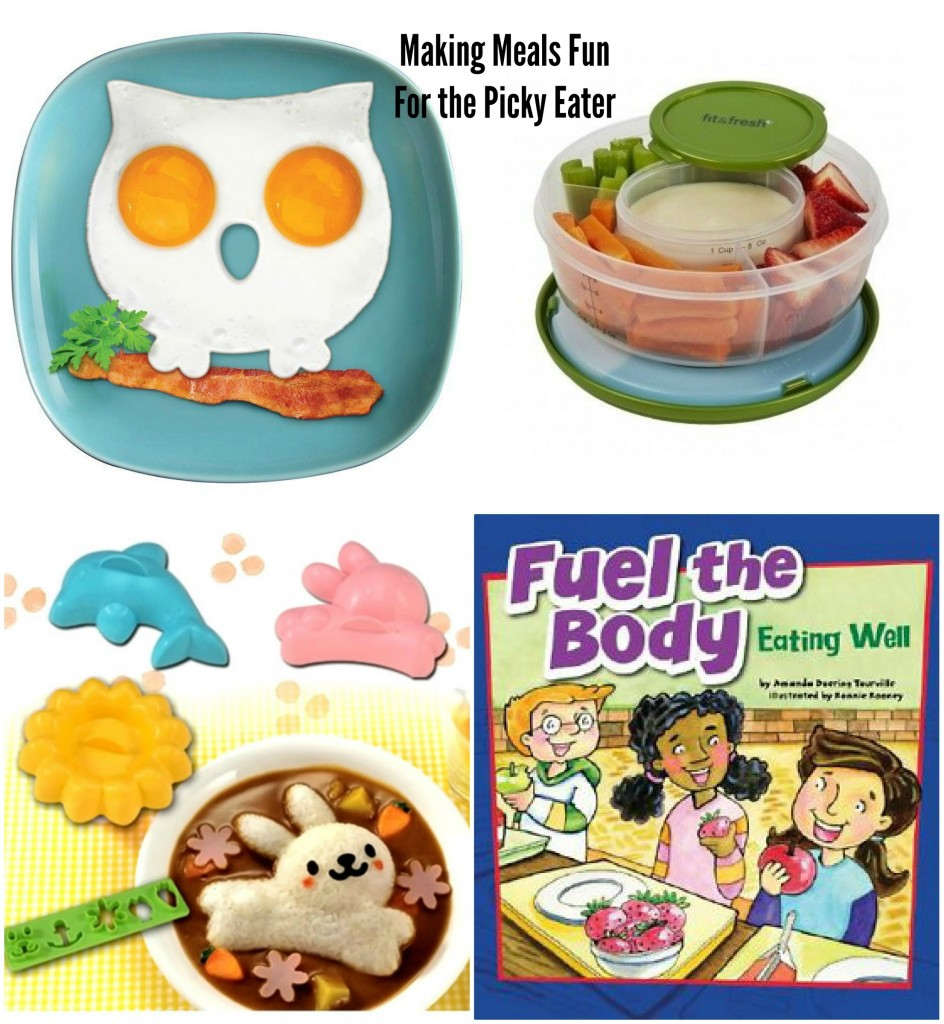 making Meals fun for the picky eater