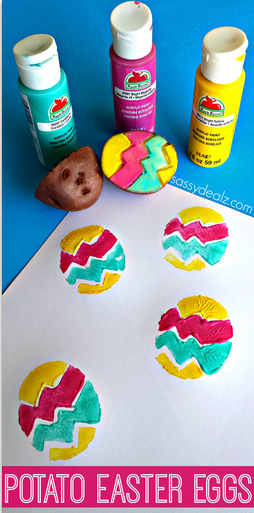 Bunny Stamps Crafts