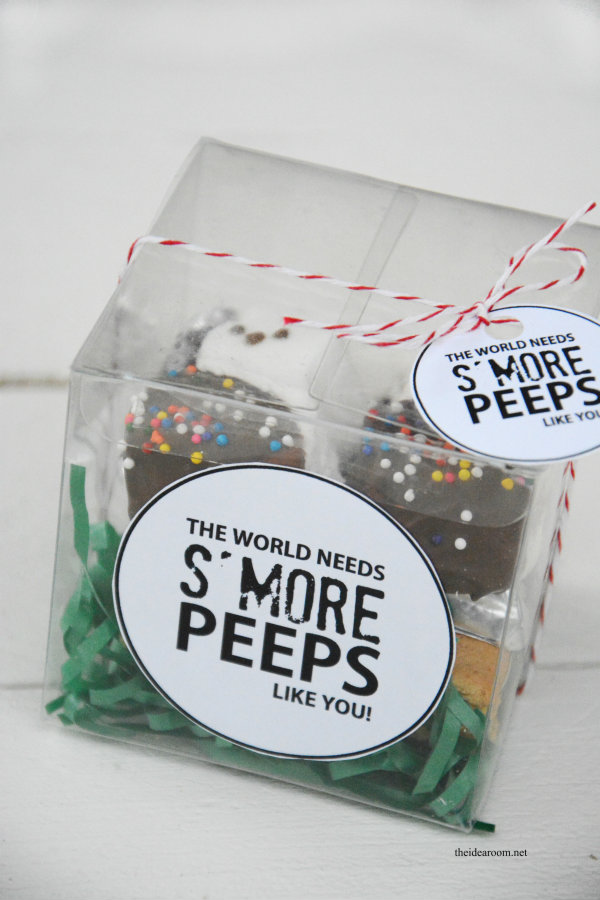 s'more peeps