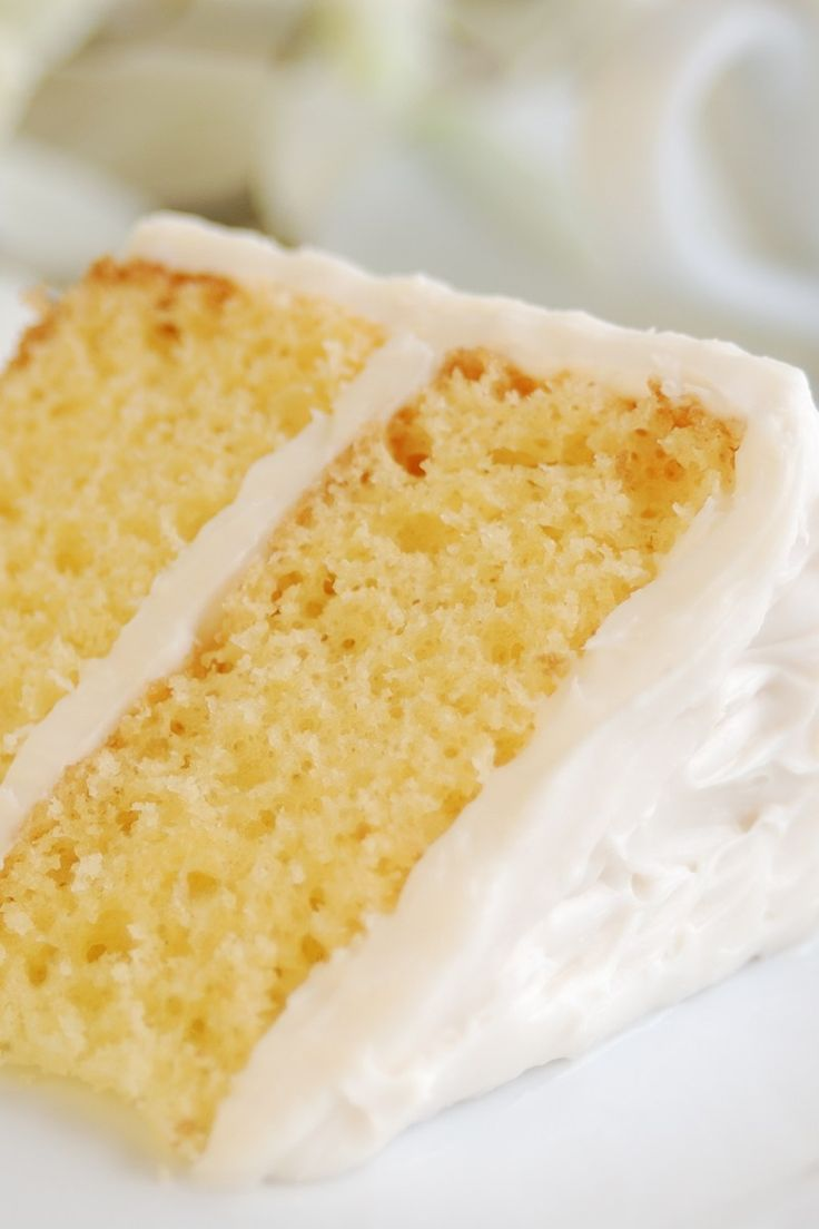 Kitchme Old Fashioned Yellow Butter Cake