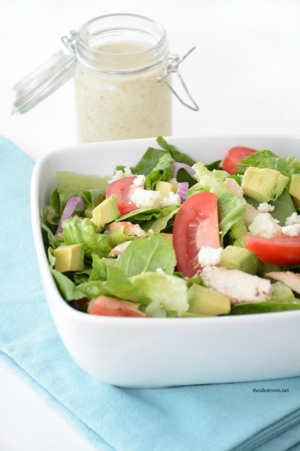 Chopped Avocado Salad 14