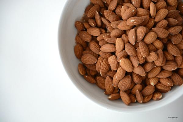 Cinnamon and Sugar Almonds 6