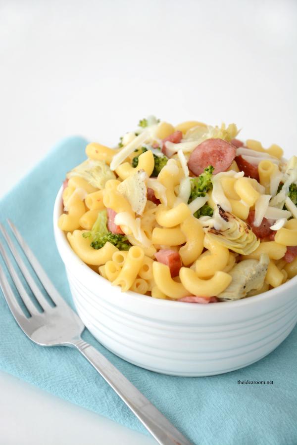 Macaroni and Cheese 3