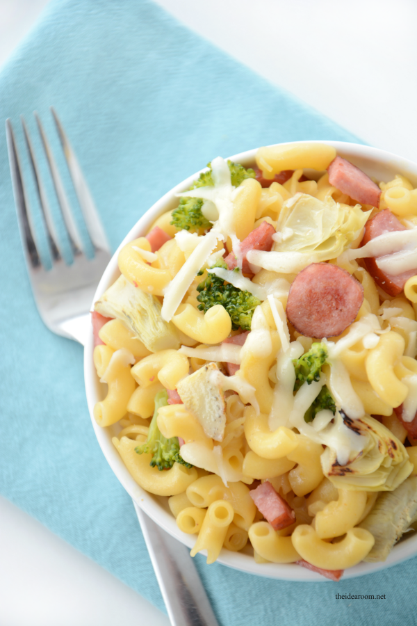 Macaroni and Cheese 8