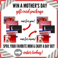 Mom's Day Out for Two Giveaway