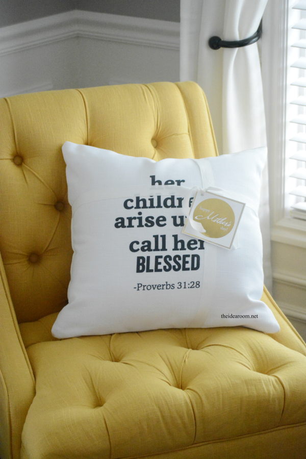 Mothers Day Pillow Shutterfly