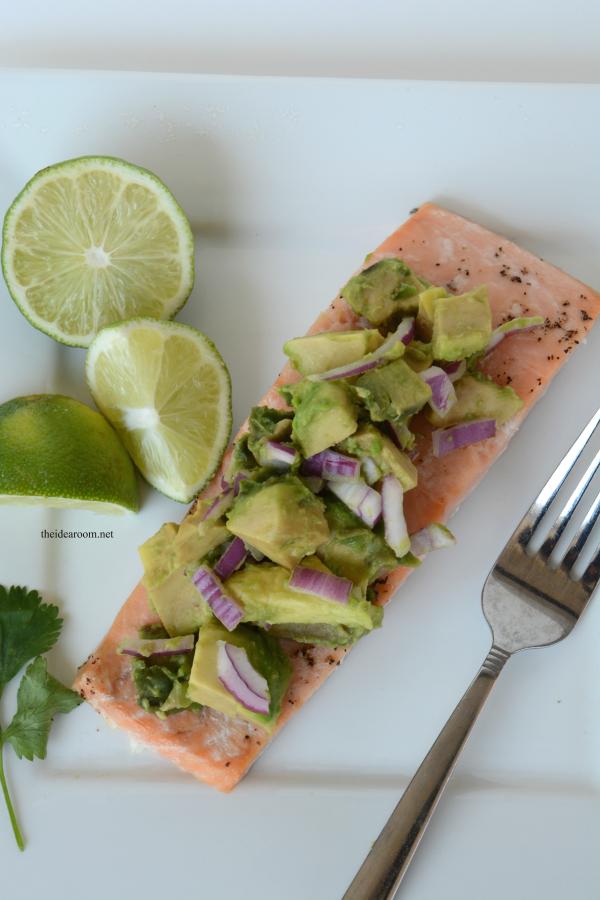Salmon Avocado Salsa 3
