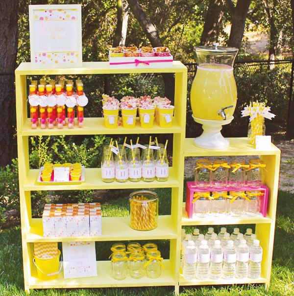 Outdoor Party Ideas For Adults Food
