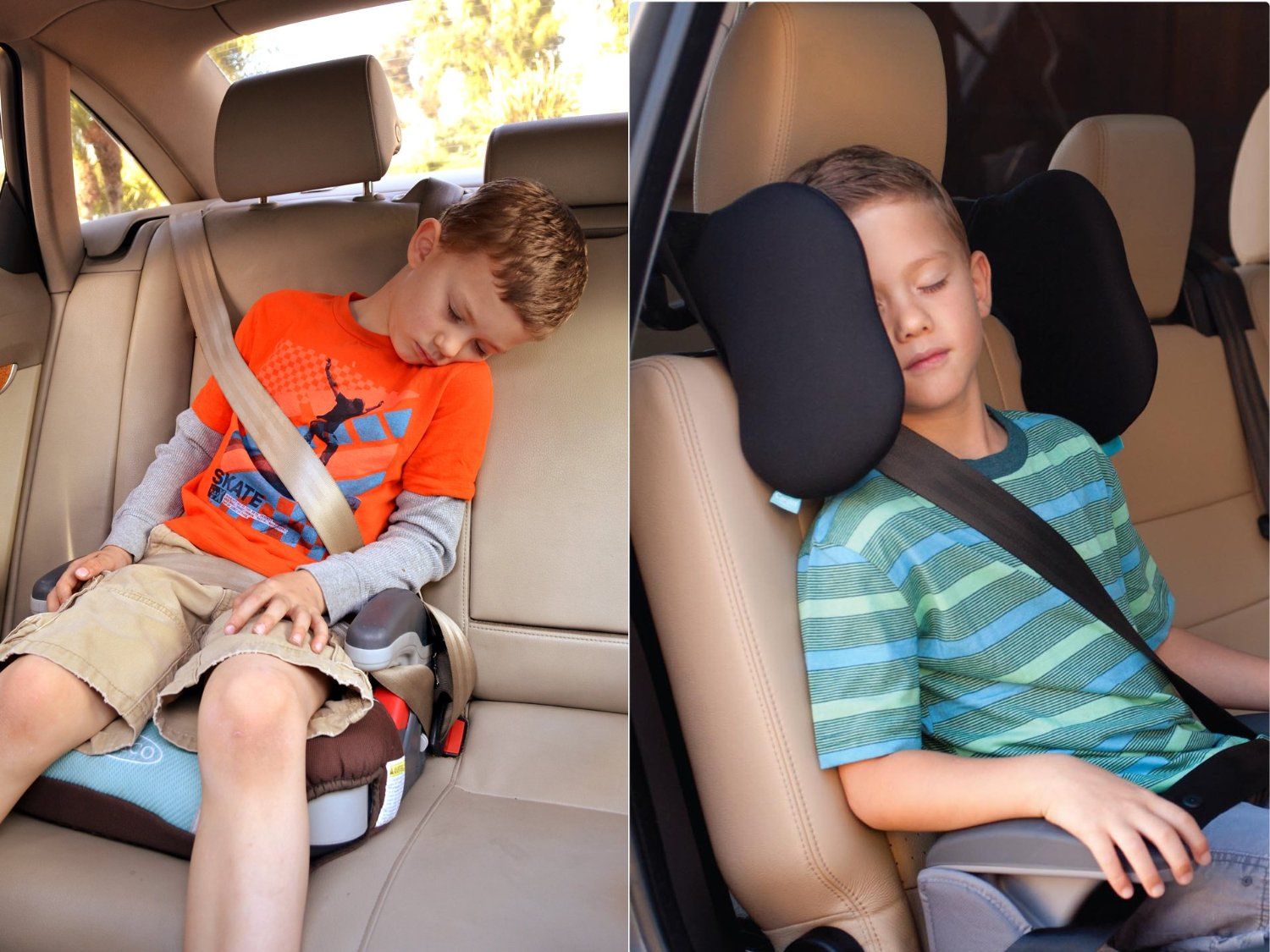 Traveling Booster Car Seats