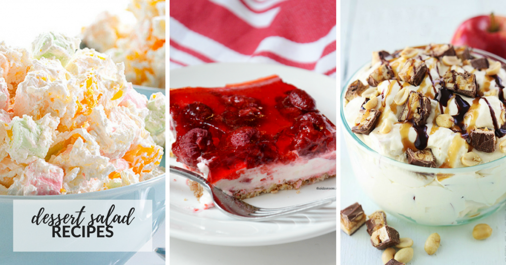 Dessert Salad Recipes