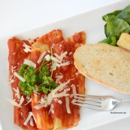 Manicotti Recipe