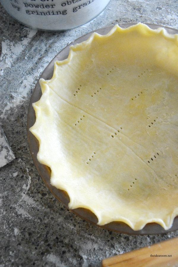 pie crust 1