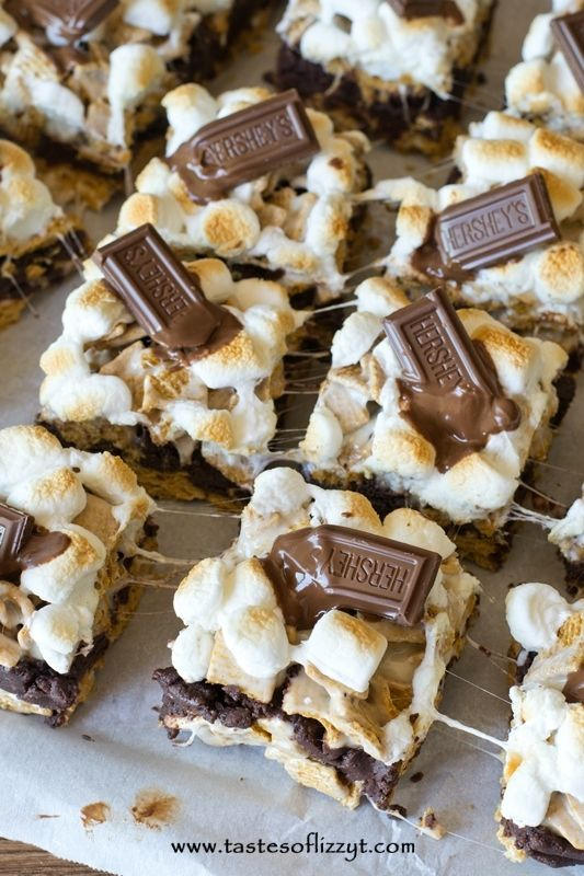 Amazing S'mores Dessert Recipes - The Idea Room