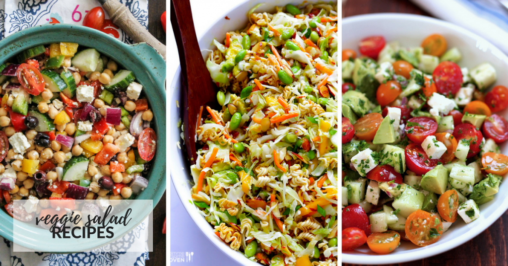 Veggie Salad Recipes
