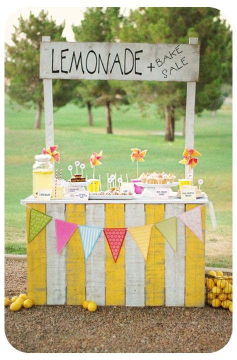 lemonade stand recipes
