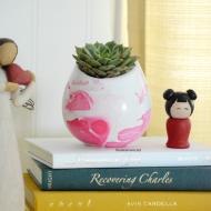 DIY Water Marble Vase