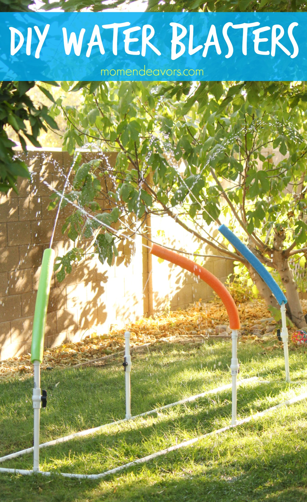 DIY-Water-Blasters-Kiddie-Sprinkler