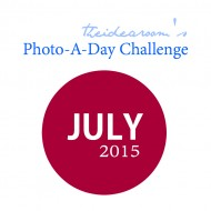 July Photo A Day Challenge 2015