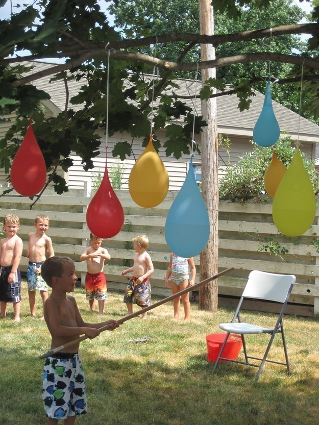 diy outdoor water activities for kids the idea room
