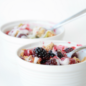 granola berry crisp 3