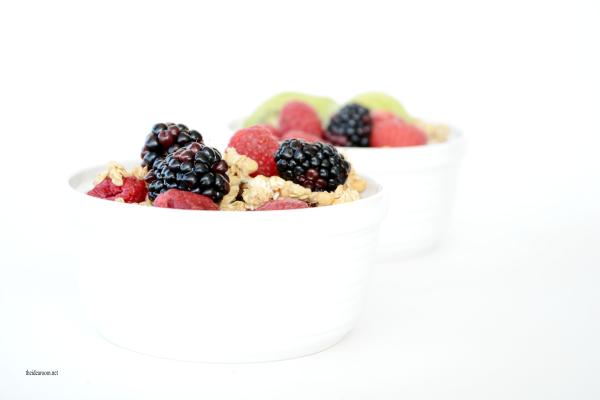 granola berry crisp 4