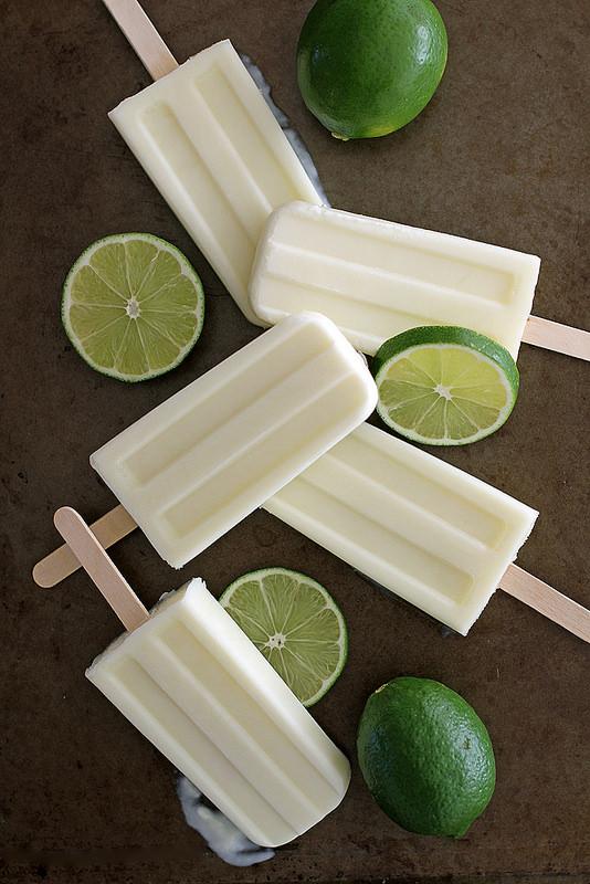 lime creamsicles