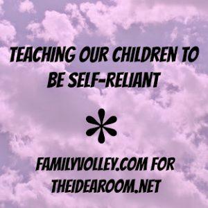 self reliant the idea room