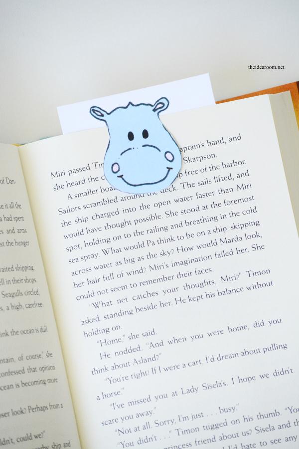 Animal-Bookmarks 3