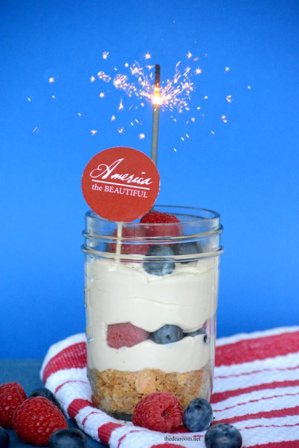 Cheesecake-in-a-jar
