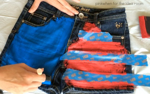 DIY Summer Short Tutorial 6