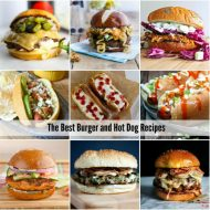 The Best Burger and Hot Dog Recipes
