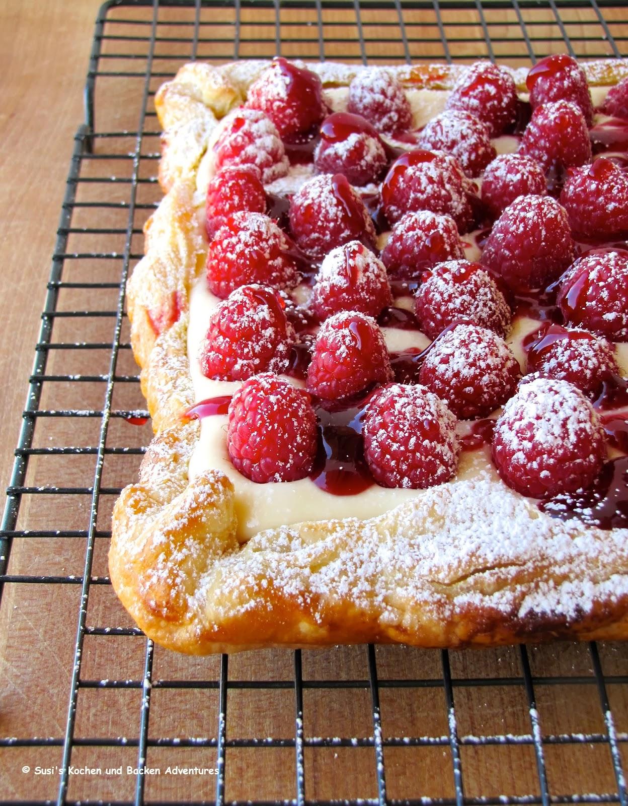 Raspberry Lemon Poke Cake