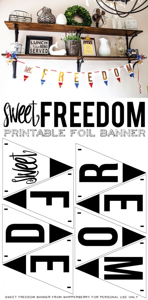 Sweet-Freedom-printable-4th-of-july-banner-from-WhipperBerry