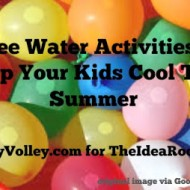 Water Activities for Summer