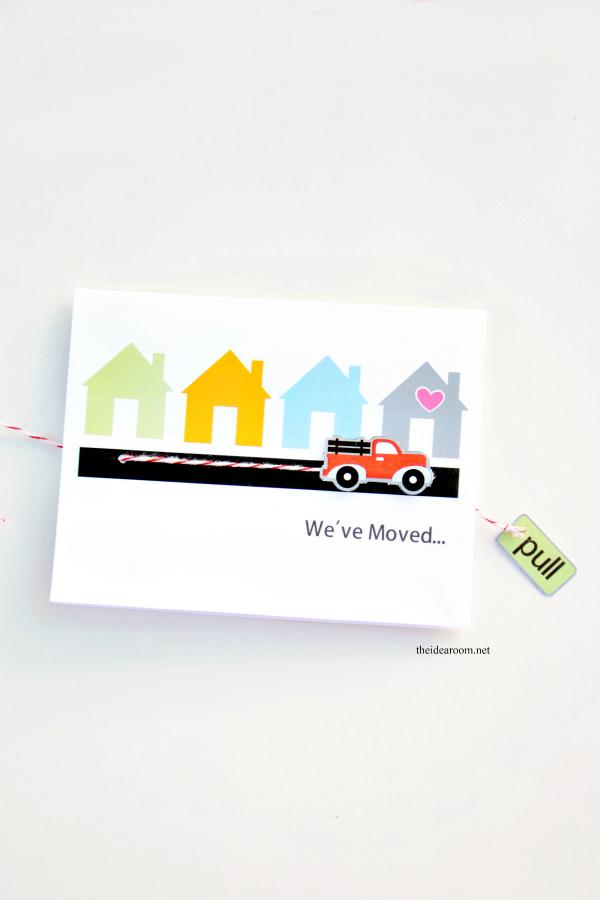 We've Moved 1