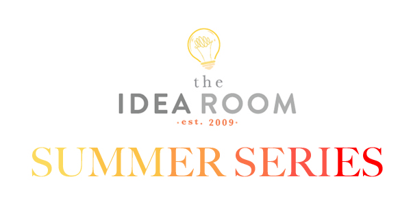 idearoom summer series banner