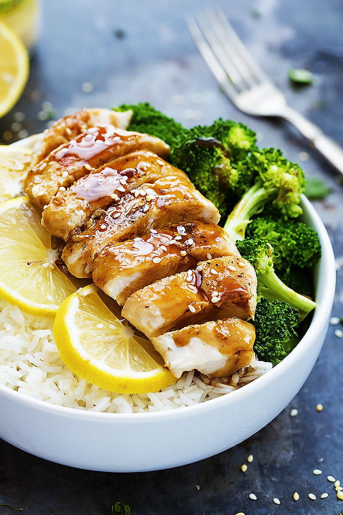 Lemon Chicken Recipes