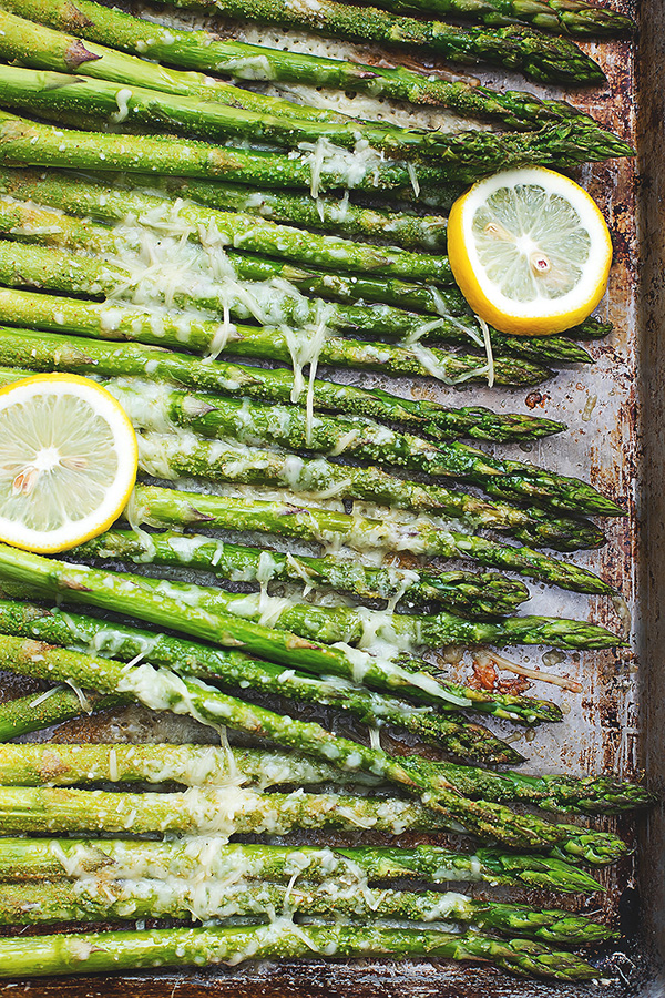 Lemon Asparagus Side Dish