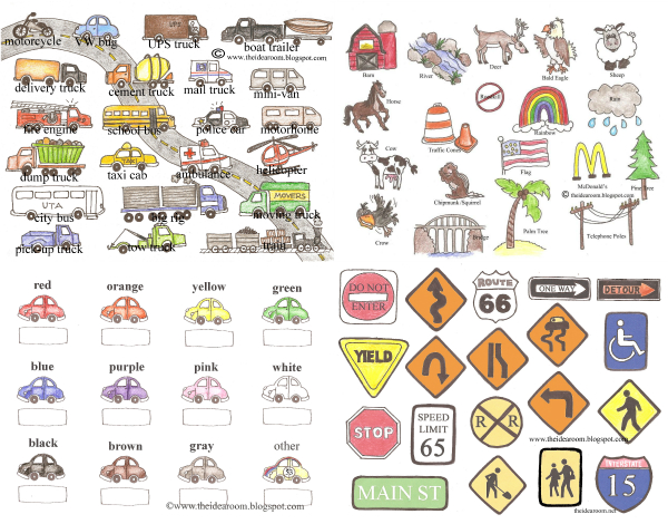 image about License Plate Game Printable known as Totally free Printable Highway Family vacation Game titles