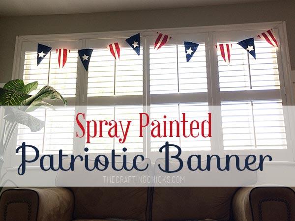 spraypaintedpatrioticbanner