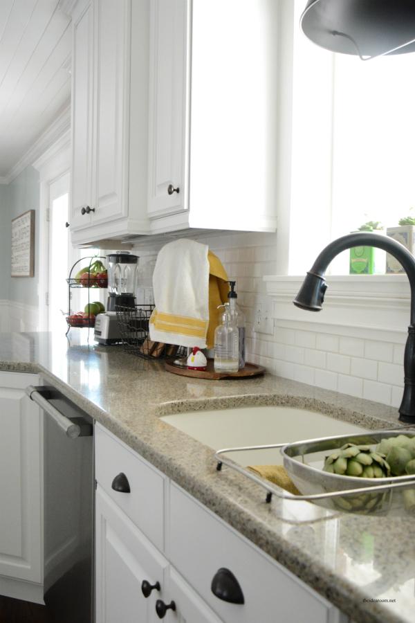 Kitchen Cabinet Dishwasher End Panel
