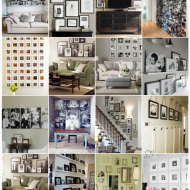 Photo Wall Ideas & Inspiration