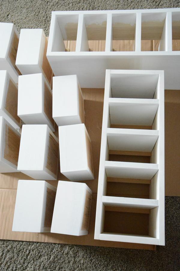 Piece Kitchen Pantry Cabinet