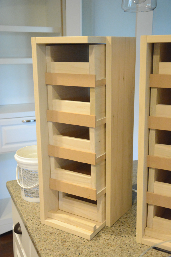 Wide Kitchen Pantry Cabinet