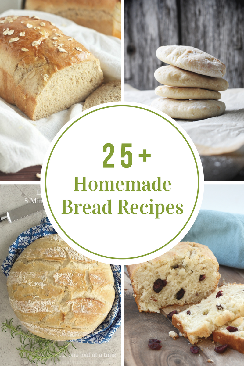 25-Homemade-Bread-Recipes